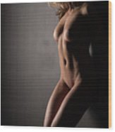 Nude Art No.12 Wood Print