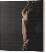 Nude Art No.20 Wood Print