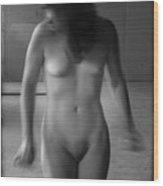 Nude Image 7a Wood Print