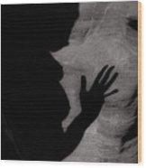 Nude Shadows 7 Wood Print