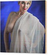 Nude Woman Model 1722  006.1722 Wood Print
