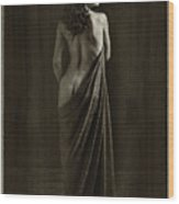Nude Young Woman 1718.500 Wood Print