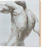 Nude1c Wood Print
