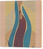 Nuestra Senora Guadalupe Wood Print