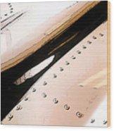 Number 61 Wood Print