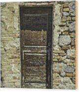 Numerology No. 19 Wood Print