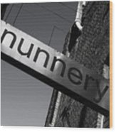 Nunnery 1 Wood Print