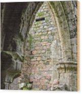 Nunnery Arch Wood Print