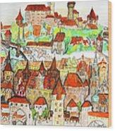 Nuremberg Germany Wood Print