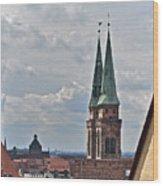 Nuremberg Nbrg075 Wood Print