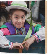Ny Dance Parade 5 21 11 42 Wood Print