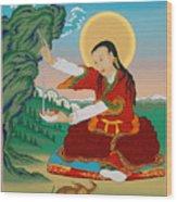 Nyak Jnanakumara Wood Print