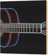Nylon Acoustic Wood Print