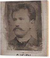 O. Henry Wood Print