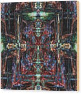 Oa-1925 Wood Print