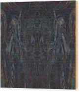 Oa-1940 Wood Print