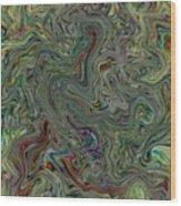 Oa-1945 Wood Print