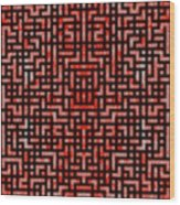 Oa-1978 Wood Print