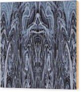 Oa-1985 Wood Print