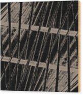 Oa-1986 Wood Print