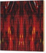 Oa-1999 Wood Print