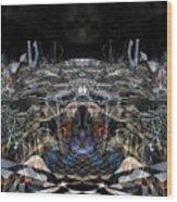 Oa-3975 Wood Print