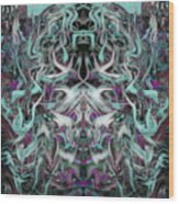 Oa-4627 Wood Print