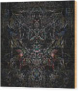 Oa-5520 Wood Print