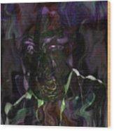 Oa-6114 Wood Print