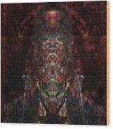 Oa-6115 Wood Print