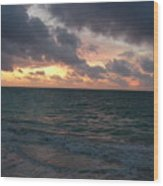 Oahu Wood Print