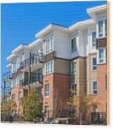 Oakville Property Management Wood Print