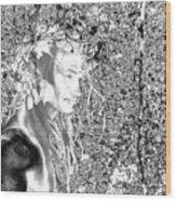 Oberon Wood Print