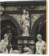 Objects Of Devotion Wood Print