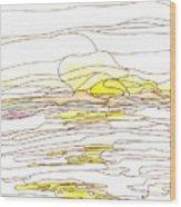Ocean 13 Wood Print