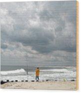 Ocean 17 Wood Print