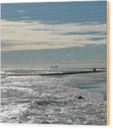 Ocean 21 Wood Print