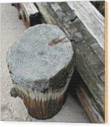Ocean 25 Wood Print
