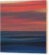 Ocean-803 Wood Print