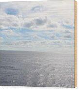 Ocean Peace  Wood Print