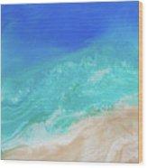 Ocean Series 02 Wood Print