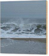Ocean Series No. 3 Wood Print