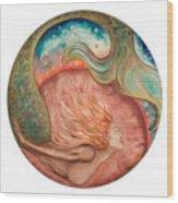 Ocean Spirit Wood Print