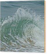 Ocean Wave 3 Wood Print