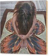 Ochopee Fl. Butterfly Wood Print
