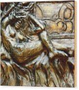 Odalisques Wood Print