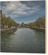 O'donovan Rossa Bridge Wood Print