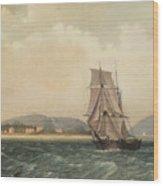 Off Mount Desert Island, Maine Wood Print