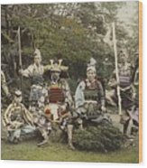 Ogawa, Kazumasa Sights And Scenes In Fair Japan. Wood Print