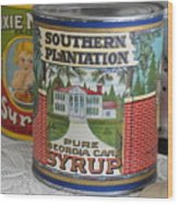 Oh How Southern Wood Print